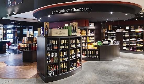 Foto Le Monde du Champagne