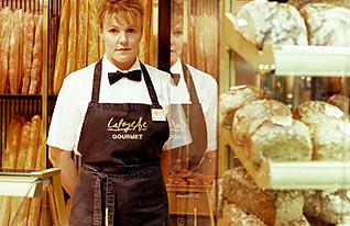 Süß und salzig: Bäckerei & Pâtisserie