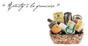 Die Geschenkidee: Ein Präsentkorb von Lafayette Gourmet