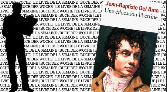 Buch der Woche 19 10 der Librairie Francaise in den Galeries Lafayette Berlin