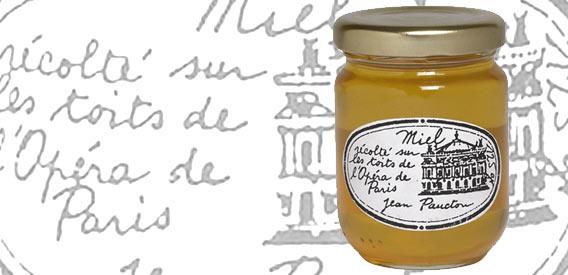 Le Miel des toits de Paris im Lafayette Gourmet