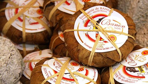 Käse des Monats: BANON im Lafayette Gourmet