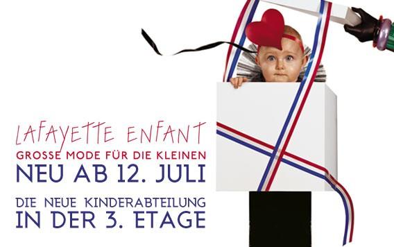 LAFAYETTE ENFANT - die neue Kinderabteilung in den Galeries Lafayette Berlin