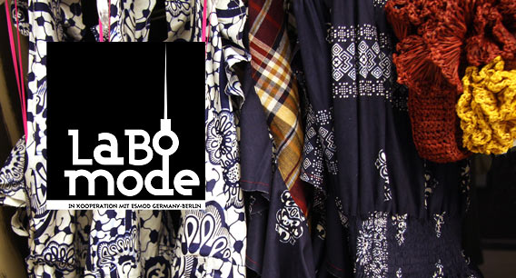 LABO MODE goes Africa at Galeries Lafayette Berlin