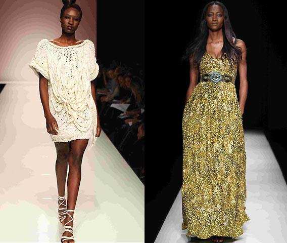 LABO MODE goes Africa im Labo Mode der Galeries Lafayette Berlin