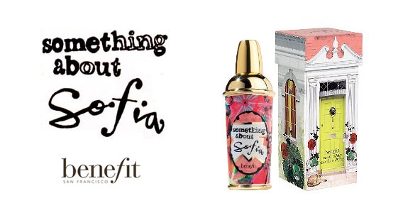 Benefit something about Sofia im Lafayette Beauté