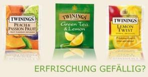 Eiskalt genießen: (Eis)Tee von TWININGS