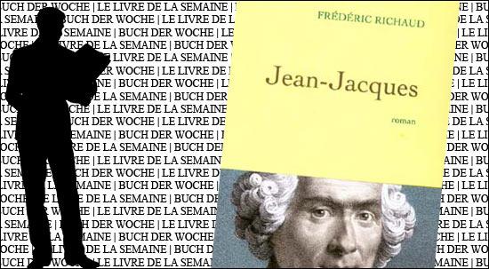 Buch der Woche 33 der Librairie Francaise, der Französischen Buchhandlung der Galeries Lafayette Berlin