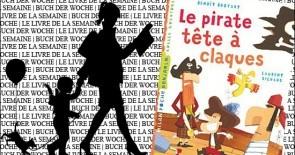 """""""Le pirate tête à claques"""" de Benoit Broyart et Laurent Richard"""
