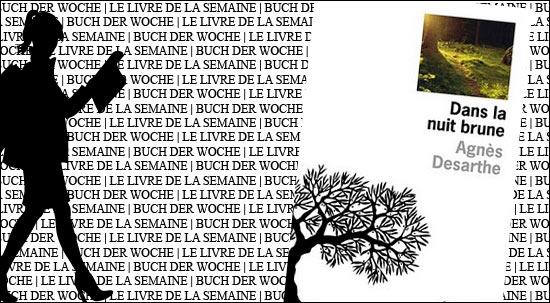 Buch der Woche 35 der Librairie Francaise, der Französischen Buchhandlung der Galeries Lafayette Berlin