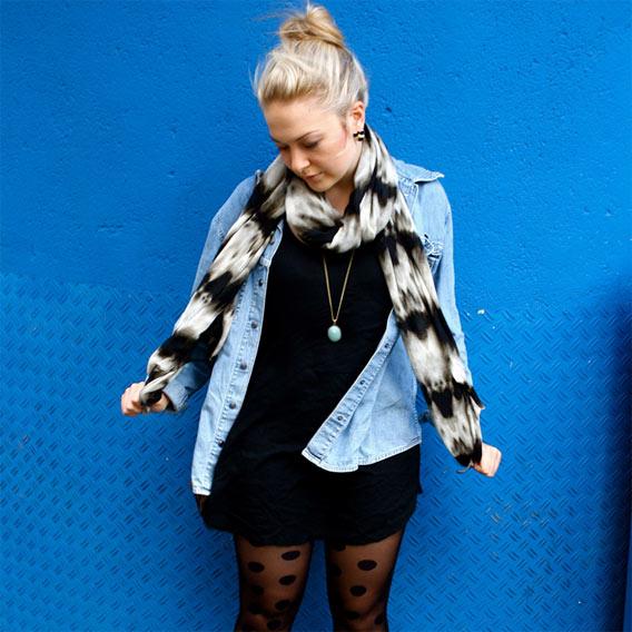 Du bist die Mode! Look der Woche: Paulina - Galeries Lafayette