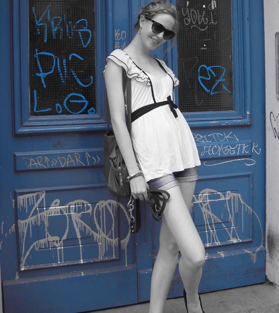 Du bist die Mode! Look des Tages der Galeries Lafayette Berlin