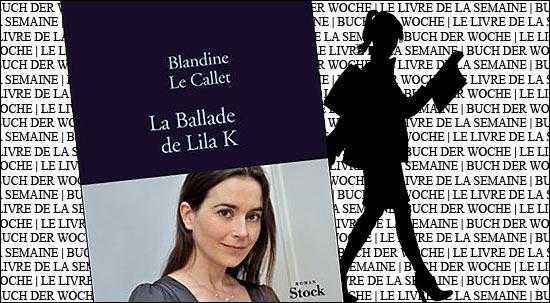 Buch der Woche 39 in der Librairie francaise, der französischen Buchhandlung der Galeries Lafayette Berlin