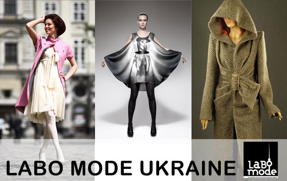 LABO MODE Ukraine in den Galeries Lafayette Berlin