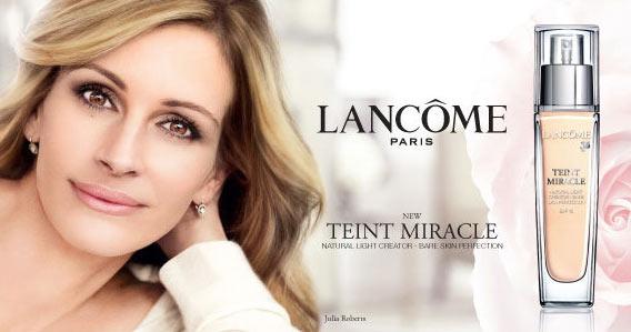 Teint Miracle von Lancome bei Lafayette Beauté Berlin