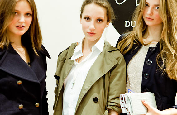 Vogue Fashion's Night Out @ Galeries Lafayette Berlin - review