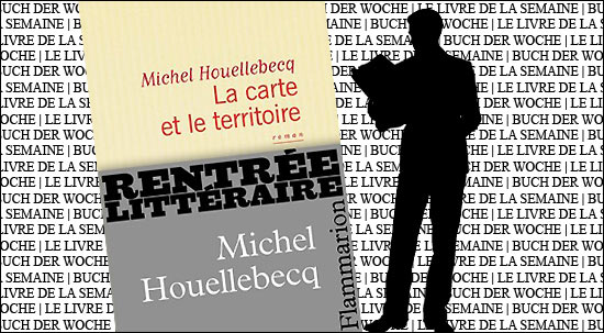 Buch der Woche 40 in unserer Librairie francaise, der französischen Buchhandlung der Galeries Lafayette Berlin