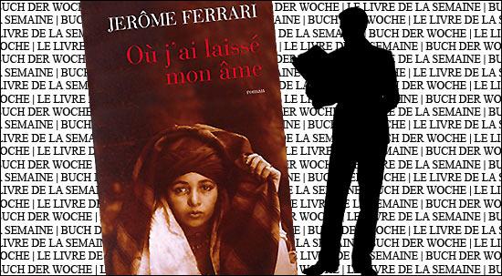 Buch der Woche 41 der Librairie Francaise, der französischen Buchhandlung der Galeries Lafayette Berlin