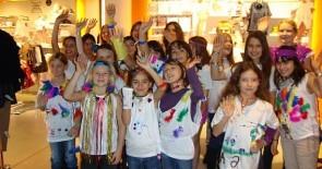 "Review: Kinder-Fashion-Design-Workshop ""Future Fashion Victims"""