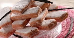 Biscuits vom königlichen Hoflieferanten FOSSIER
