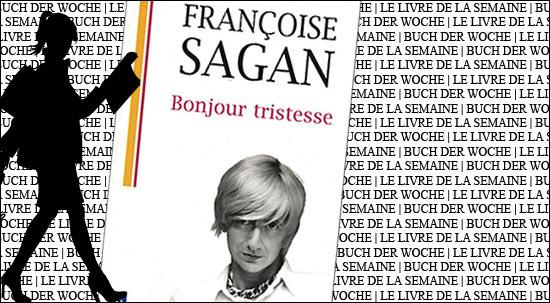 Buch der Woche 50 der Librairie francaise, der französischen Buchhandlung der Galeries Lafayette Berlin