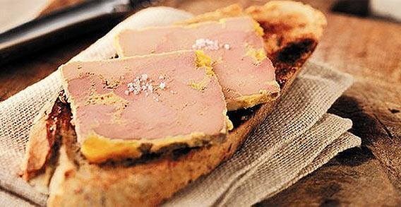 Foie Gras von Castaing im Lafayette Gourmet Berlin
