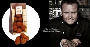 Gold für die Zunge: Schokoladen von PATRICE CHAPON