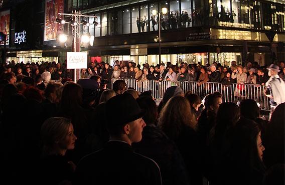 Du bist die Mode - Das Event vom 30.09.2010 in der Video-Review - Galeries Lafayette Berlin