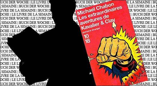Buch der Woche der Librairie Francaise, der französischen Buchhandlung der Galeries Lafayette Berlin