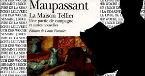 """Buchtipp: """"La Maison Tellier"""" von Guy de Maupassant"""