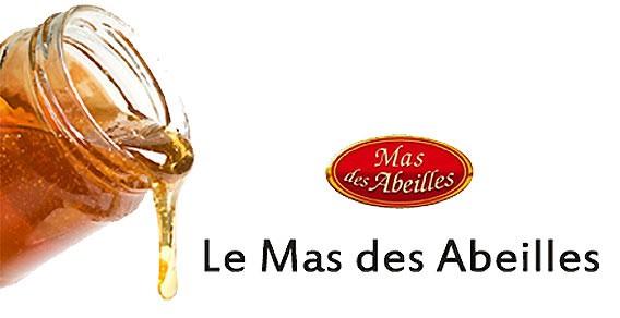 Honig von Le Mas des Abeilles in den Galeries Lafayette Berlin