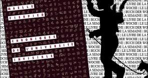 """""""Les chroniques de l'université invisible"""" de Maëlle Fierpied"""
