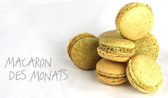 Macaron des Monats 03.11 von Frédéric Cassel im Lafayette Gourmet Berlin