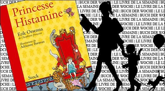 """Buchtipp: """"Princesse Histamine"""" von Eric Orsenna"""