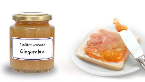 L'Epicurien, Spezialist für feine Marmeladen, Chutneys, Confits, im Lafayette Gourmet Berlin