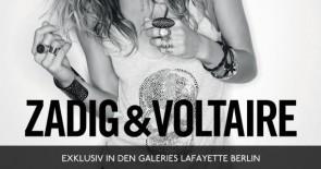 Zadig & Voltaire – Shop Opening