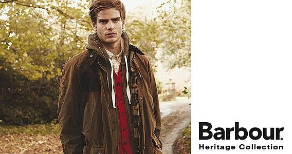 Barbour: Heritage meets Zeitgeist in den Galeries Lafayette Berlin