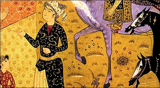 """""""Samarcande"""" von Amin Maalouf im Lafayette Livres Berlin"""