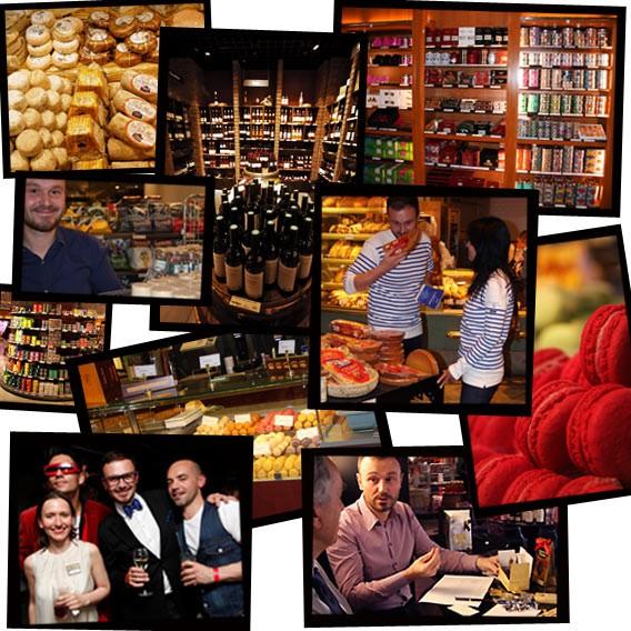 Wir stellen vor: Cédric Duperray, Abteilungsleiter Lafayette Gourmet, Berlin