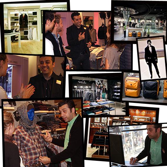 Wir stellen vor: Mehmet Akcay, Führungskraft im Verkauf (Mode)