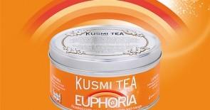 Genießen Sie Glück – mit Euphoria von Kusmi Tea Paris!