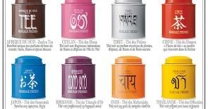 Entdecken Sie die Welt des Tees: Les Calligraphies du Thé von Mariage Frères