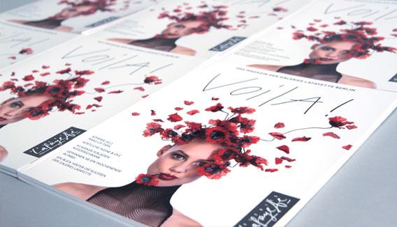 VOILA! Das Magazin der Galeries Lafayette Berlin – Sommer 2012