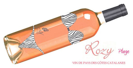 ROZY plage | Wein | Galeries Lafayette Berlin