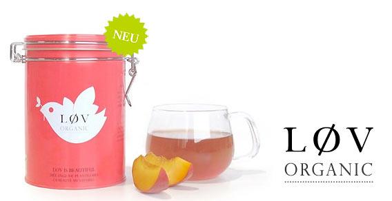 Løv is Beautiful von der Bio-Marke Løv Organic im Lafayette Gourmet Berlin