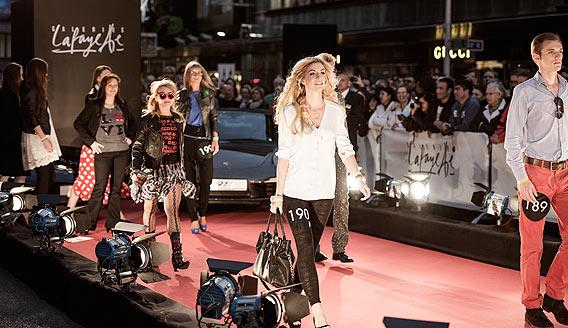 """""""Du bist die Mode!"""" - Die Streetstyle-Modenschau am 14.09.2012"""