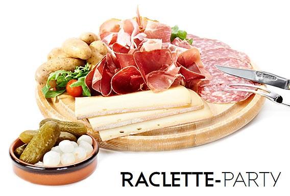 Französisches Raclette in den Galeries Lafayette Berlin
