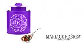 Tee im Jahr der Schlange: THÉ DES SIGNES® – SERPENT von Mariage Frères