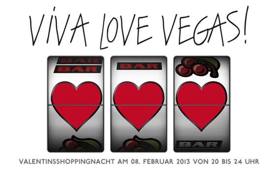 """Viva Love Vegas!"" - Die Valentinsshoppingnacht in den Galeries Lafayette Berlin"
