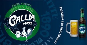 Bière GALLIA Paris – der echte Geschmack des Bieres